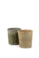 Cylinder Mospot - Rood/Zwart (m)