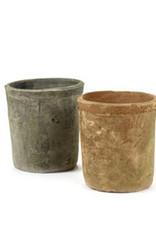 Cylinder Mospot - Rood/Zwart (s)
