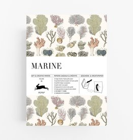 GIFT & CREATIVE PAPERS - Vol. 89 - Marine