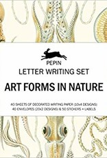 LETTER WRITING SET - Art Forms In Nature