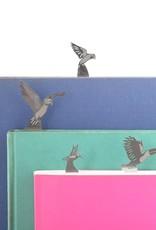 BOOKMARK - tropical birds