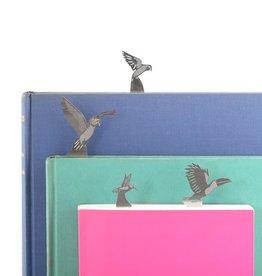 BLADWIJZER - set van  tropische vogels