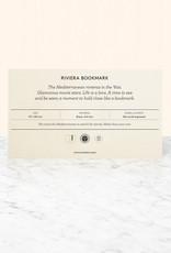 OCTAEVO bookmark - riviera
