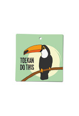 KAART BLANCHE - Gifttag - Toekan Do This