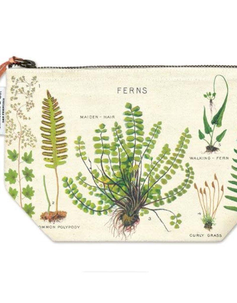 VINTAGE POUCH - Ferns