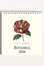 BUREAUKALENDER - Botanica