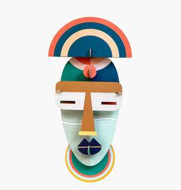 DIY WALL DECORATION - Mask - Brooklyn