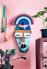 DIY DECORATION MURAL - Masque - Brooklyn