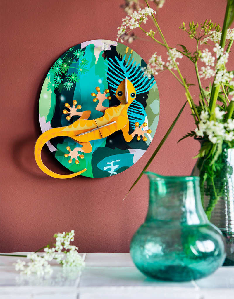 DIY WALL DECORATION - Jungle Gecko