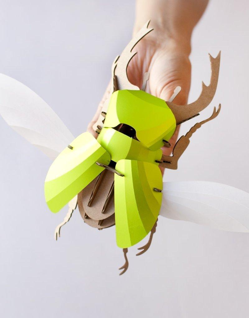 DIY DECORATIE - Vliegend Hert