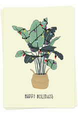 KAART BLANCHE - Christmas Plant