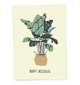 KAART BLANCHE - plant christmas