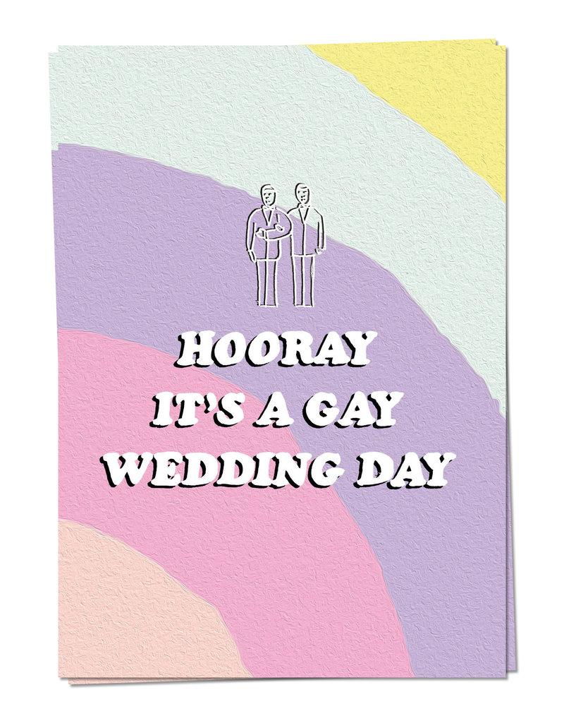 KAART BLANCHE - Gay wedding boys