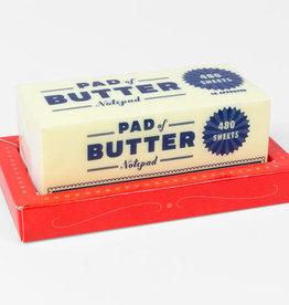 NOTEPAD - Pad of Butter
