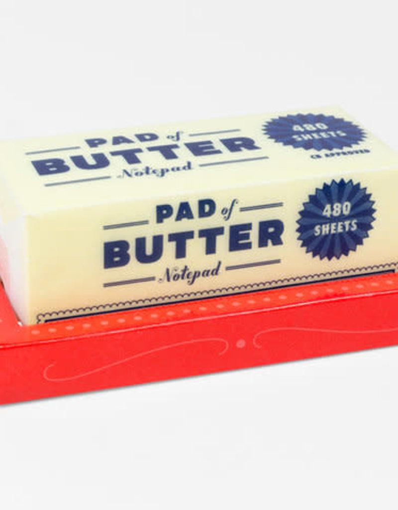 Notitieblokje botervlootje