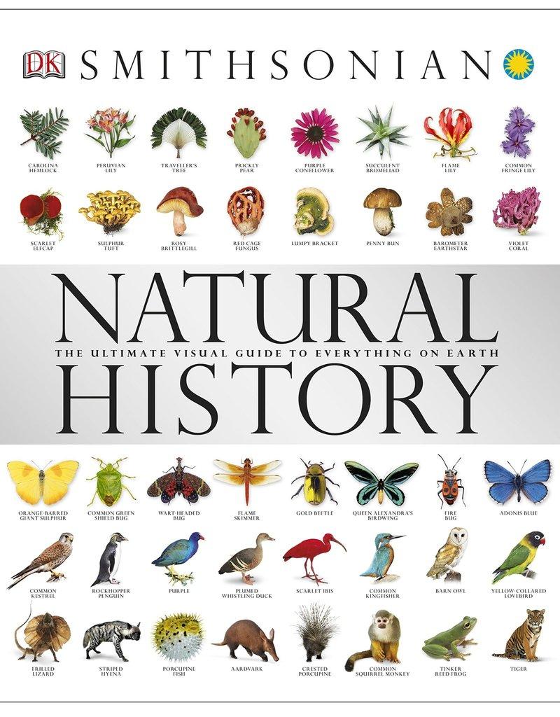 Natural History Book