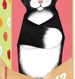 Kattenknuffels notitiekaartjes