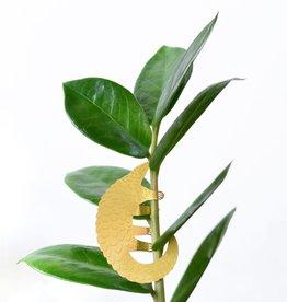 GOLDEN PLANT HANGER - Pangolin