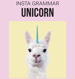 Insta Grammar: unicorn - Irene Schampaert