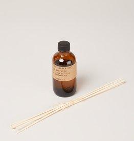 P. F. Candle Co. DIFFUSEUR A BATONNETS - No. 21 Golden Coast