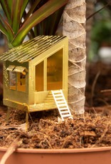 Mini-boomhut voor planten