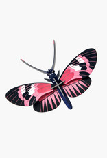 DIY WANDDECORATIE - Zebravlinder