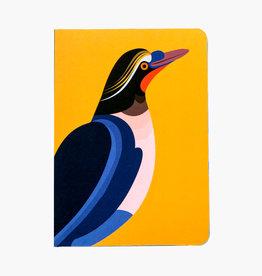 NOTEBOOK - A5 - Bird of Paradise Flores