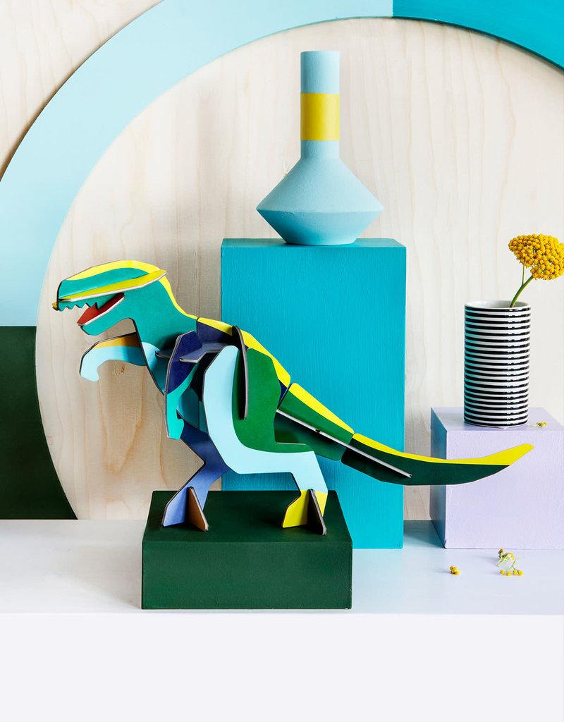 DIY DECORATIE - Reuze T-Rex