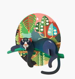 Wanddecoratie - puma