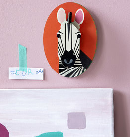 DIY WALL DECORATION - Zebra