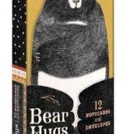 NOTECARDS - Bear Hugs