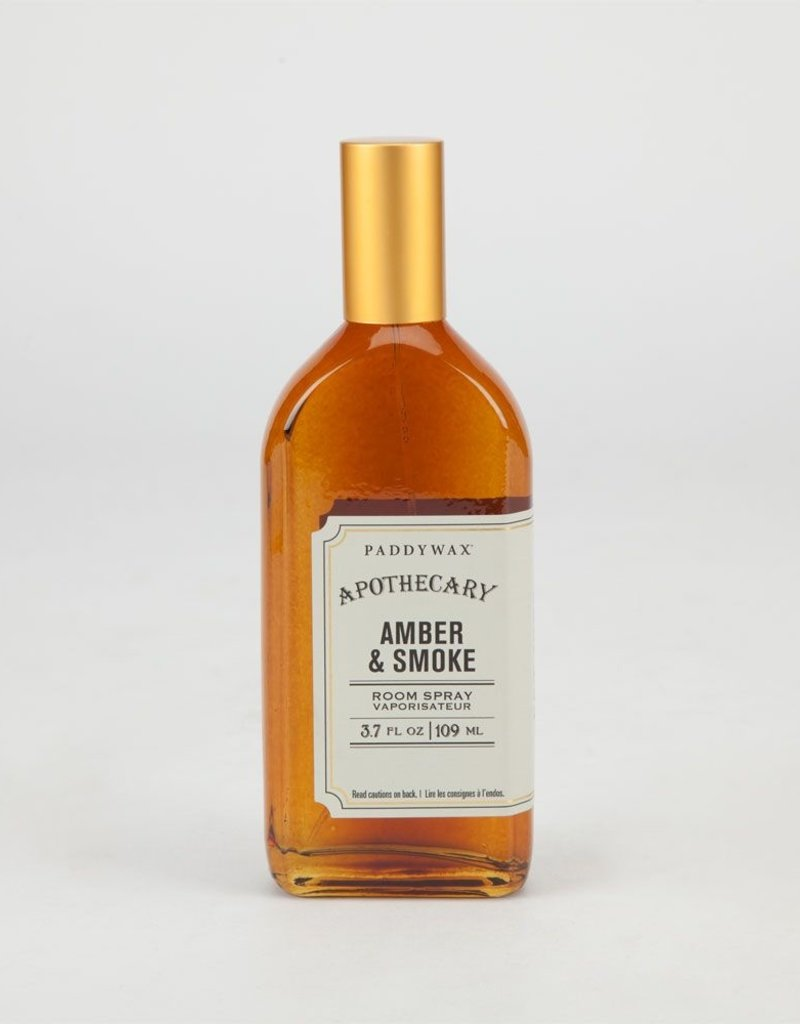 APOTHECARY - Room Spray - Amber & Smoke