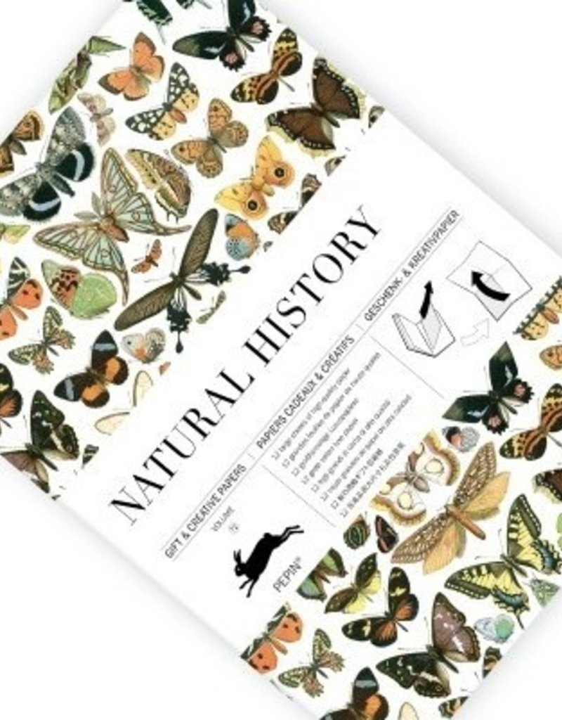 GIFT & CREATIVE PAPERS - Vol. 72 - Natural History