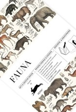 GIFT & CREATIVE PAPERS - Vol. 90 - Fauna