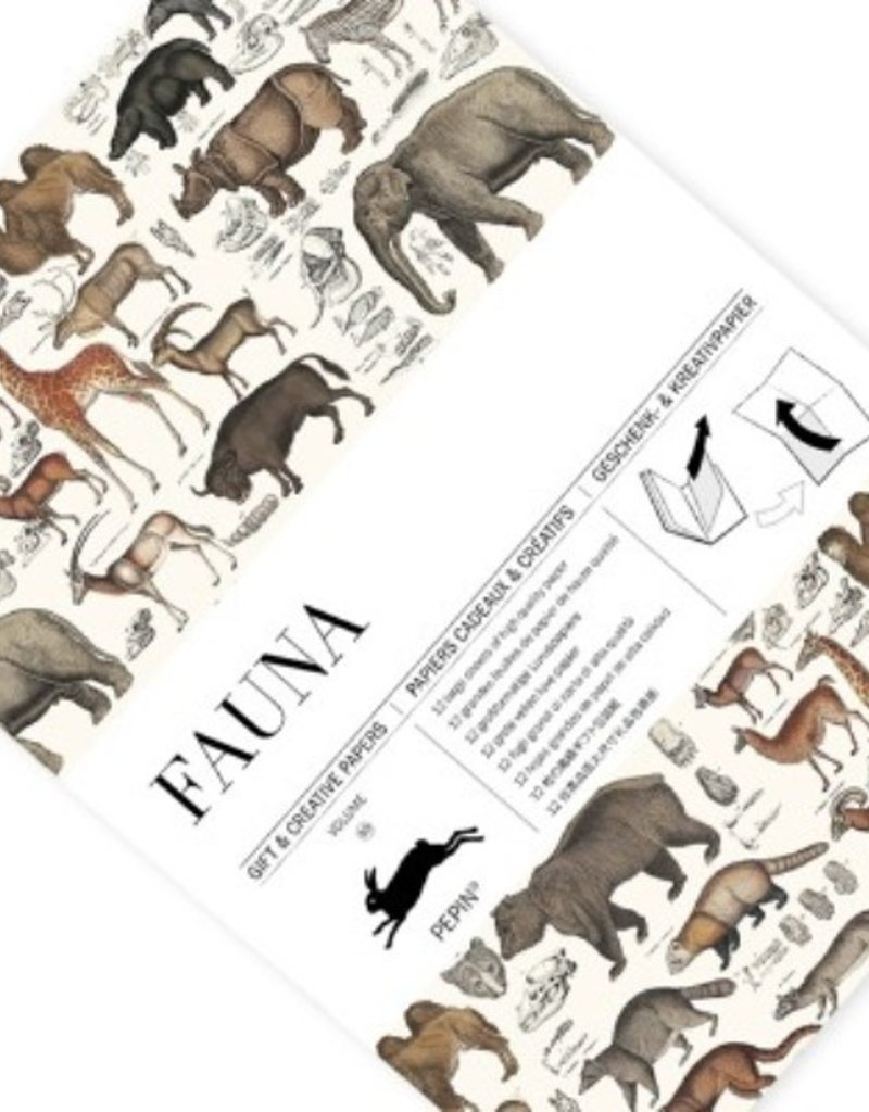 Copy of Gift Wrap N°85 - FLORA