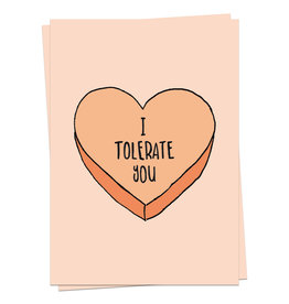 KAART BLANCHE - I Tolerate You