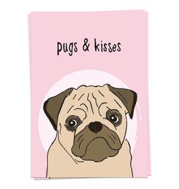 KAART BLANCHE - Pugs & Kisses