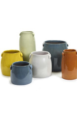 SERAX - Decorative Pot Orange