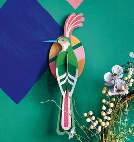 DIY WALL DECORATION - Bird of Paradise - Nias