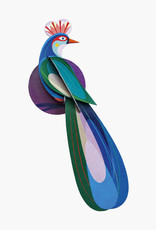 DIY WANDDECORATIE - Paradijsvogel - Banda