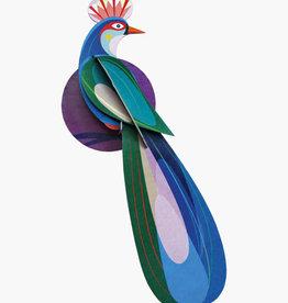 DIY DECORATION MURAL - Oiseau du Paradis - Banda