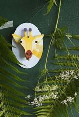 DIY WALL DECORATION - Little Friends - Giraffe