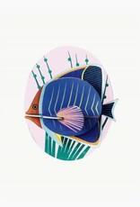 DIY WALL DECORATION - Butterflyfish