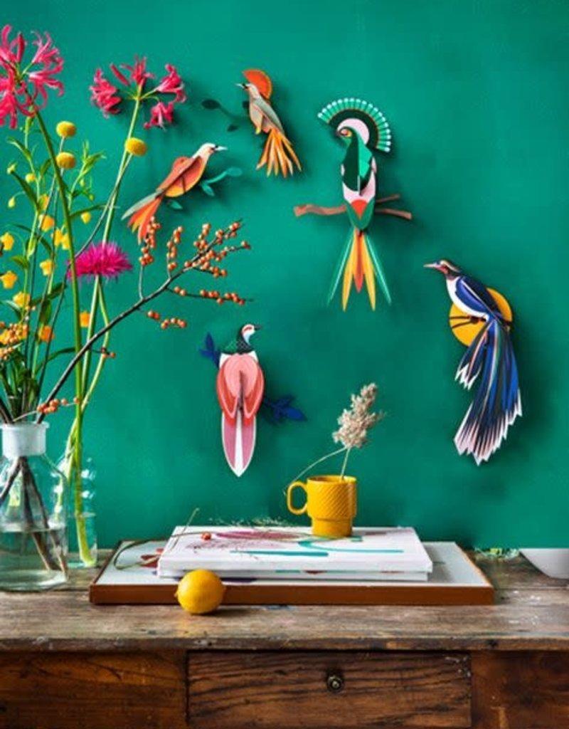 DIY WALL DECORATION - Bird of Paradise - Rani