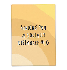 KAART BLANCHE - Socially Distanced Hug