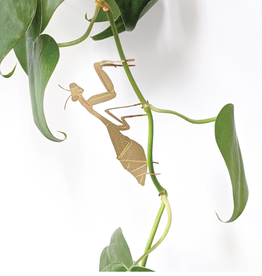 PLANT HANGER - Praying Mantis