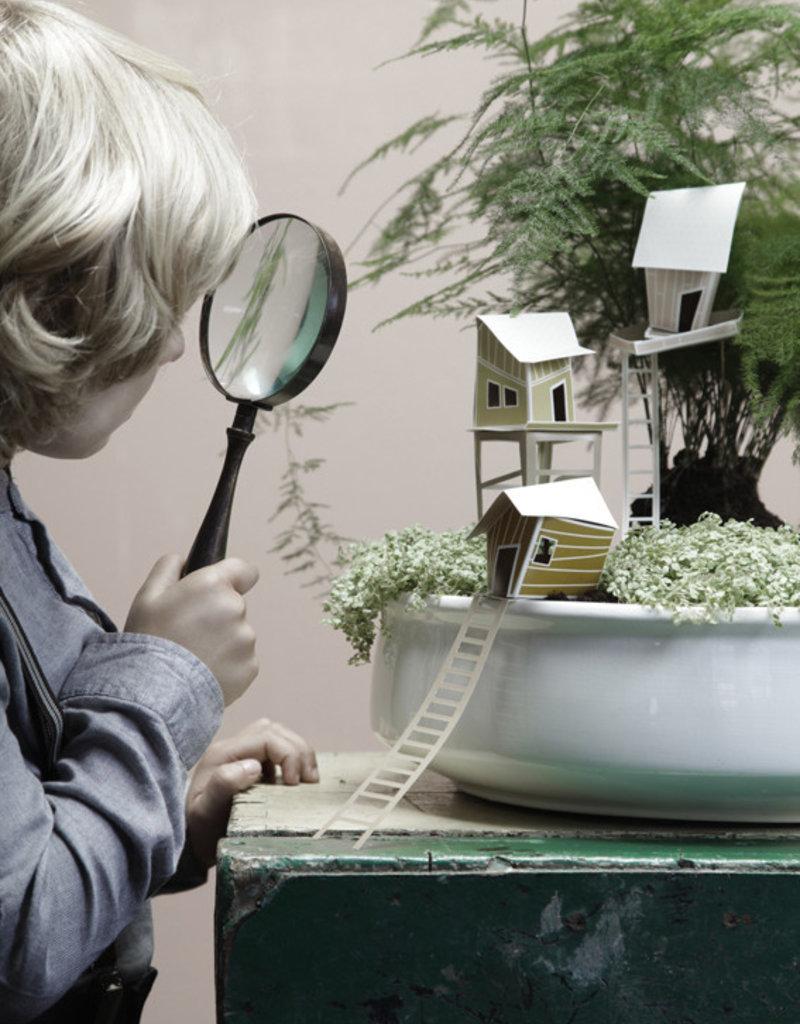 BOOMHUTTEN voor je planten