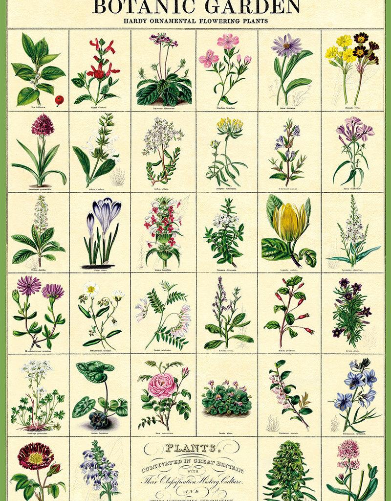 "VINTAGE POSTER - Botanical Garden (20"" X 28)"