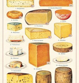 VINTAGE POSTER - Cheese