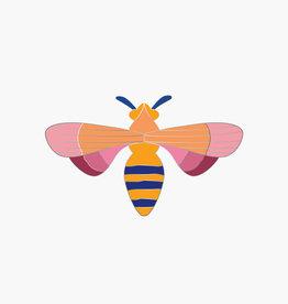 ENAMEL PIN - Honey Bee